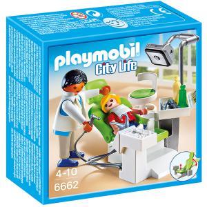 Playmobil - 6662 - Cabinet de dentiste (304468)