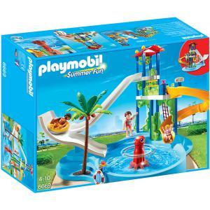 Playmobil - 6669 - Parc aquatique avec toboggans géants (304472)