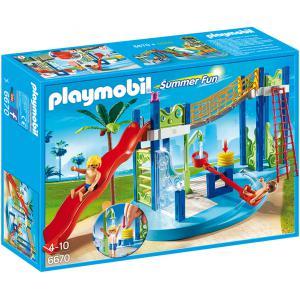 Playmobil - 6670 - Aire de jeux aquatique (304474)