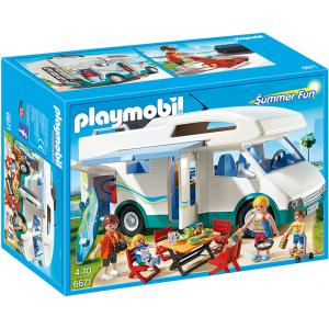 Playmobil - 6671 - Famille avec camping-car (304476)