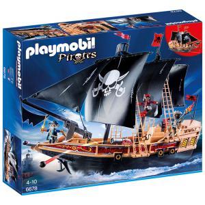 Playmobil - 6678 - Bateau pirates des ténèbres (304490)