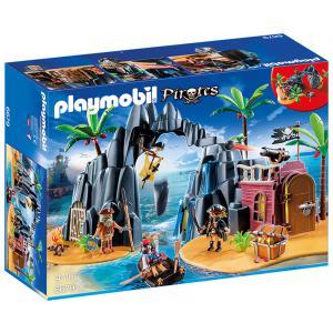 Playmobil - 6679 - Repaire pirates des ténèbres (304492)