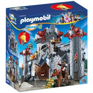 Playmobil - 6697 - Citadelle transportable du Baron Noir (304534)