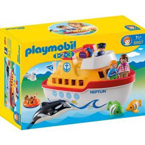 Playmobil - 6957 - Navire transportable (304588)