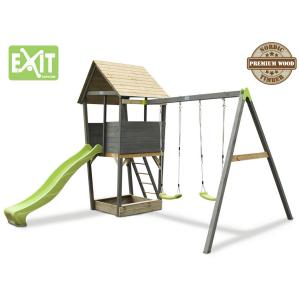 Exit - 52.23.11.00 - EXIT Aksent Playtower with Double swingarm (305002)