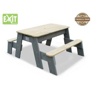 Exit - 52.05.10.00 - EXIT Aksent Sand-, Water Picnic table (2 Seats) (FSC Mix 70%) (305052)
