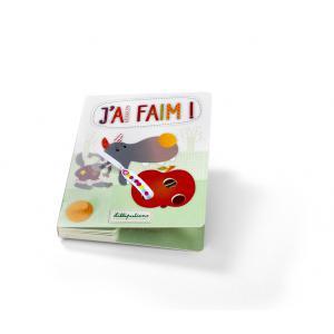 Lilliputiens - 86463 - Livre  J'ai Faim ! (305316)