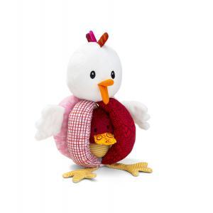 Lilliputiens - 86787 - Hochet à poignée Ophélie la poule (305340)