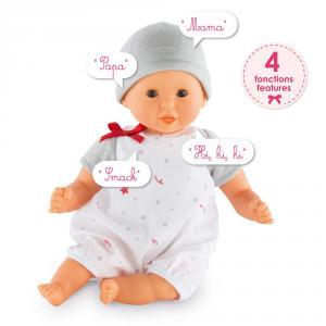 Corolle - DMN15 - Mon 1° bébé câlin bisou - taille 30 cm à partir de 18+ (305400)