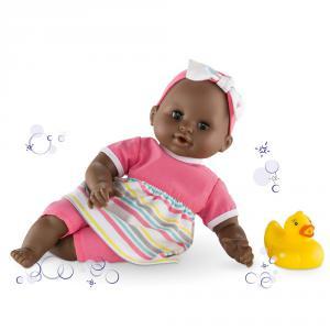 Corolle - DMV79 - Mon 1° bébé bain fille gracieux - taille 30 cm à partir de 18+ (305406)