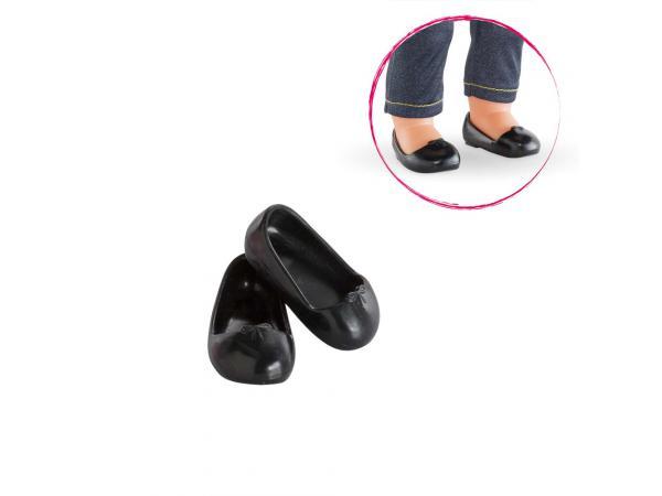Ma corolle ballerines noires - taille 36 cm à partir de 4 ans