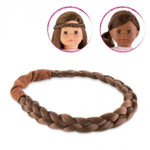 Corolle - DRY42 - Mc asst headbands tresse - taille 36 cm à partir de 4+ (305602)