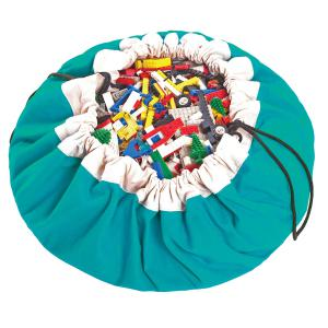 Play and Go - 79954 - Sac de rangement turquoise (305654)