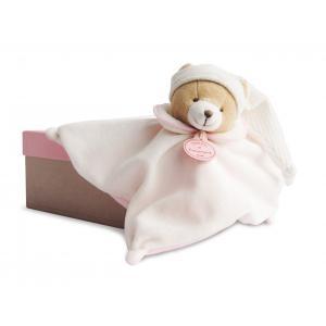 Doudou et compagnie - DC2926 - Doudou 202  ours  l'original!  rose (305752)