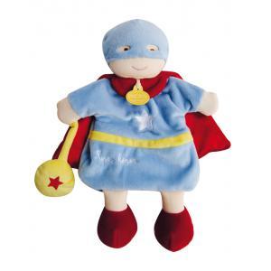 Doudou et compagnie - DC2880 - Marionnette conte  super héros (305814)