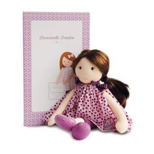 Doudou et compagnie - DC2951 - Les Demoiselles à coiffer  Violette (305854)