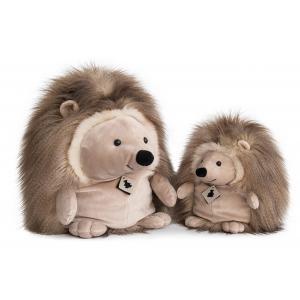 Histoire d'ours - HO2552 - Peluche Panache taupe  - hérisson mm 25 cm (305896)