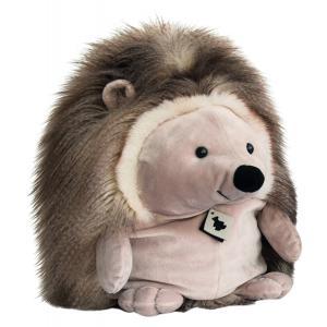 Histoire d'ours - HO2553 - Peluche Panache taupe - hérisson gm 35 cm (305898)