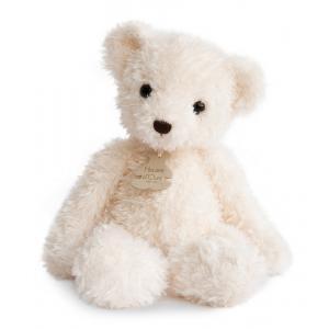 Histoire d'ours - HO2617 - Peluche Ours chiné pantin - écru 35 cm (305938)