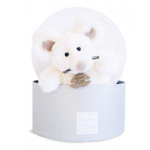 Histoire d'ours - HO2578 - Peluche Boulidoux - souris mm 25 cm (305950)
