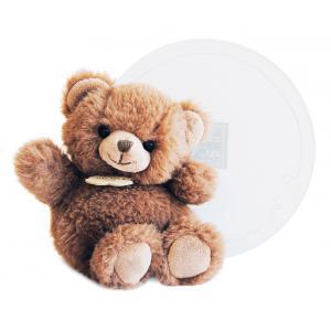 Histoire d'ours - HO2574 - Peluche Boulidoux - ours pm 20 cm (305960)