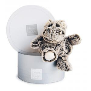 Histoire d'ours - HO2582 - Peluche Boulidoux - hippo mm 25 cm (305968)