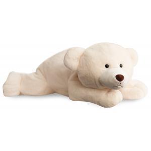 Histoire d'ours - HO2569 - Peluche Snow - ours polaire 70 cm 70 cm (306042)