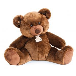 Histoire d'ours - HO2662 - Peluche Bel'ours marron 50cm - nouvelle matière 50 cm (306044)