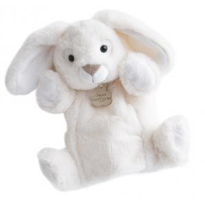 Histoire d'ours - HO2594 - Douce marionnette - lapin 25 cm (306124)