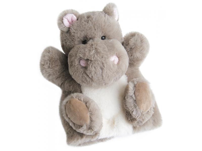 histoire d 39 ours douce marionnette hippo. Black Bedroom Furniture Sets. Home Design Ideas