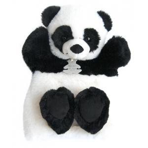 Histoire d'ours - HO2595 - Douce marionnette - panda 25 cm (306134)