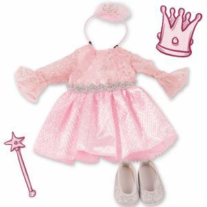 Gotz - 3402677 - Ensemble Princesse, 4 pièces. pour poupées de 45-50cm (306148)