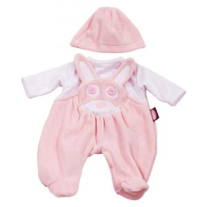 Gotz - 3402663 - Baby combination, Hase pink, 3-pcs. (306176)