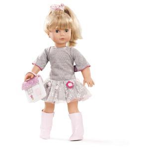 Gotz - 1690391 - Poupées 46 cm - Precious Day Jessica, netlaceetflowers, cheveux blonds (306208)