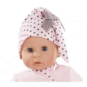 Gotz - 1661045 - Bébés 48 cm - Cookie, ladies&spots, corps souple, 6-pcs. (306248)