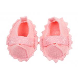 Gotz - 3402693 - Chaussures feutre, Diva - 42 - 50 cm (306254)