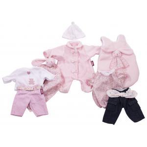 Gotz - 3402737 - Vêtement Set tierisch pink (306306)