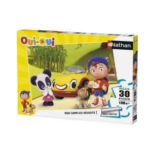 Nathan puzzles - 86346 - Puzzle 30 pièces - Nathan - Oui-Oui en mission (306376)