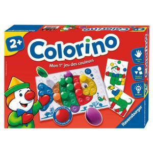 Ravensburger - 24011 - Jeux éducatifs Colorino - 2 ans + (306454)
