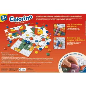 Ravensburger - 24011 - Jeux éducatifs - Colorino - 2 ans + (306454)
