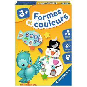 Ravensburger - 24032 - Formes et couleurs - Jeux éducatifs - 3 ans + (306456)