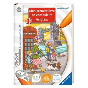 Ravensburger - 00670 - Livres tiptoi® Mon premier livre de vocabulaire anglais (306490)