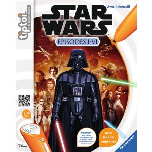 Ravensburger - 00667 - Livres tiptoi® Star Wars - Episodes I-VI (306492)