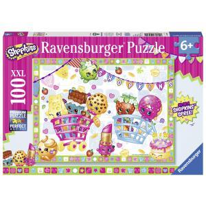 Ravensburger - 10589 - Puzzle 100 pièces - Shopkins / Shopkins (306592)