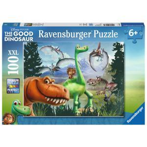 Ravensburger - 10533 - Puzzle 100 pièces - Le voyage d'aventure d'Arlo et Spot / Voyage d'Arlo (306594)
