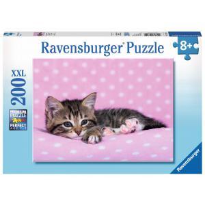 Ravensburger - 12824 - Puzzle 200 pièces XXL - L'heure de la sieste (306626)