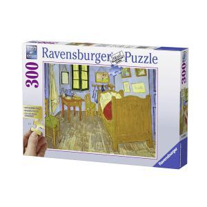 Ravensburger - 13656 - Puzzle 300 pièces - La chambre de Van Gogh à Arles (306640)