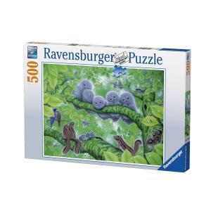 Ravensburger - 14723 - Puzzle 500 pièces - Songe d'une nuit d'été (306652)