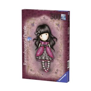 Ravensburger - 14722 - Puzzle 500 pièces - Ladybird / Gorjuss (306660)