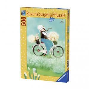 Ravensburger - 14687 - Puzzle 500 pièces - Summertime / Kori Kumi (306664)
